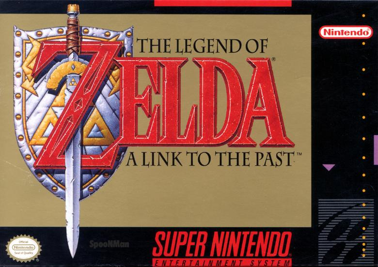 A link to the past S NES