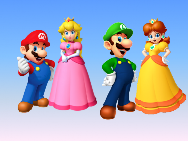 mario__peach__luigi_and_daisy_wallpaper__by_9029561-d66zy75