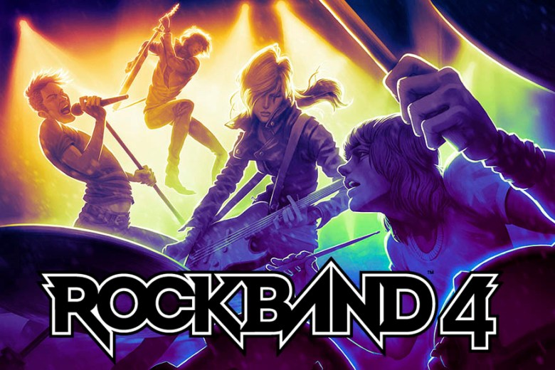 Featured Rock Band 4