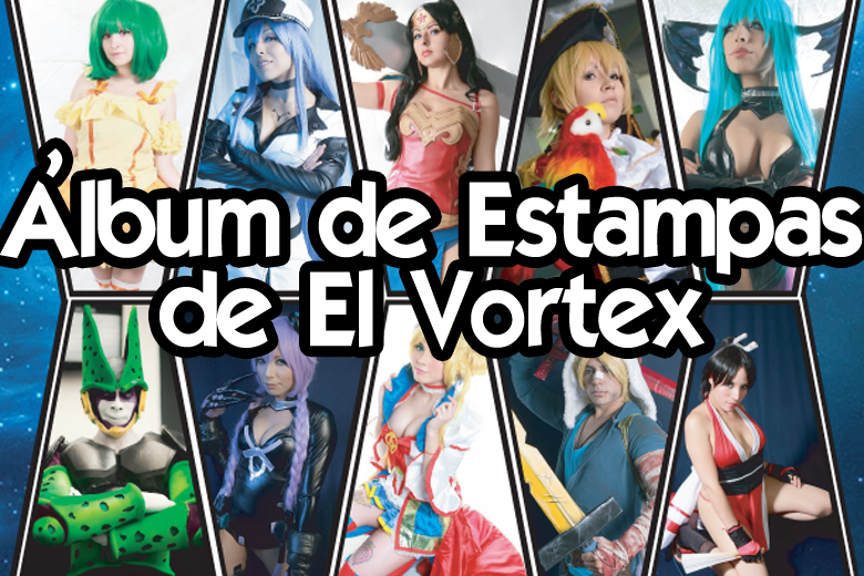 Album de Estampas El Vortex