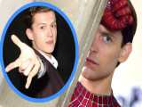 Tobey Maguire le aplaude a Tom Holland