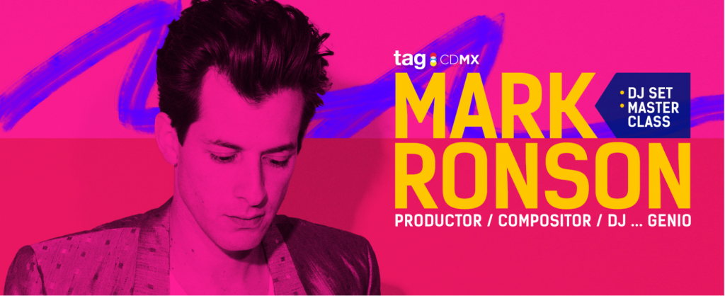 TAG MArk Ronson