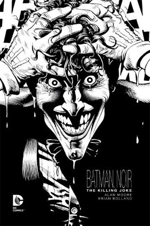 The killing joke noir
