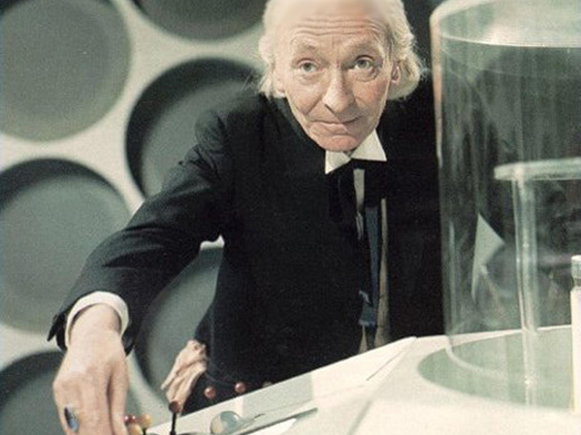 Doctor-Who-First-Doctor - El Vortex.com
