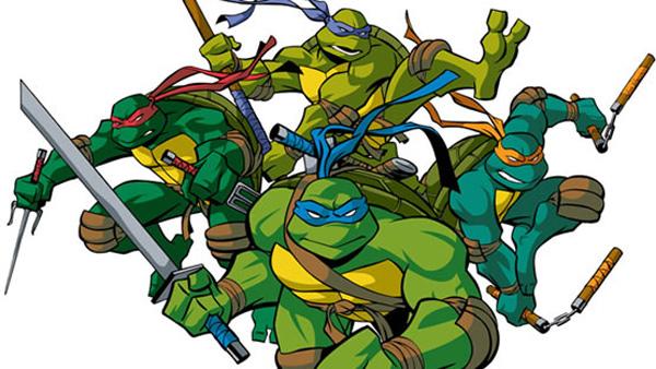 Dibujos Tortugas Ninja El Vortexcom