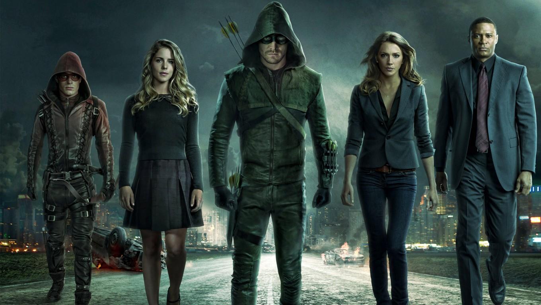 Arrow Season 3 Tv Series Characters Hd Wallpaper El Vortexcom