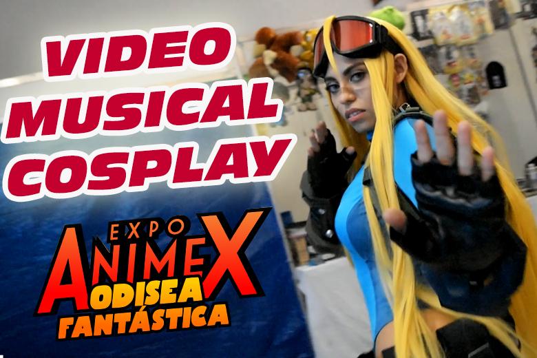 VMC ExpoAnimex Odisea Fantástica