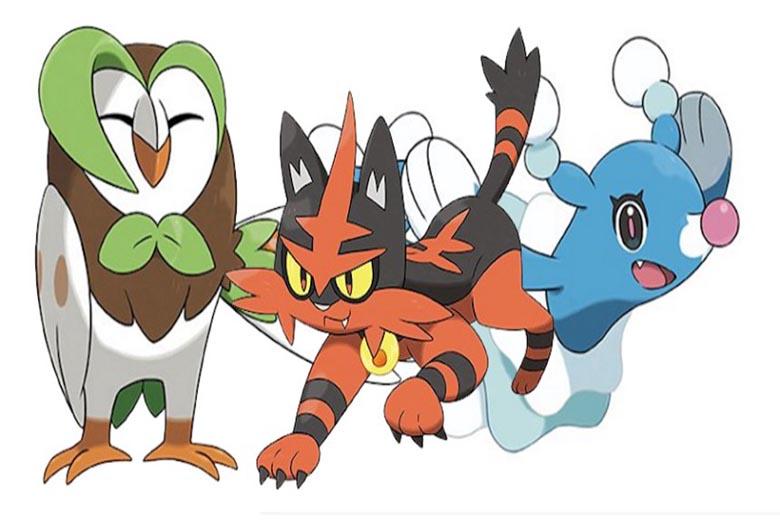 Demo de Pokemon