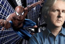 Spiderman dirigida por James Cameron