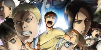 2da temporada de Attack on Titan