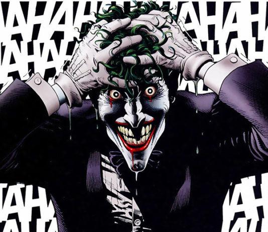 The killing joke noir