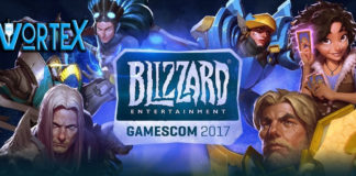 Blizzard en la Gamescom