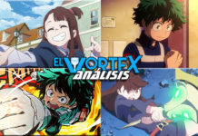 Son iguales Boku no Hero y Little Witch Academia
