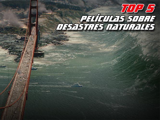 Películas sobre desastres naturales
