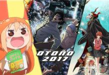 Animes más esperados de Otoño 2017