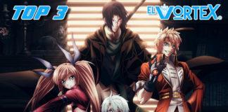Top 3 Animes de Verano