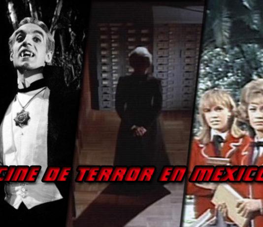 cine de terror en México