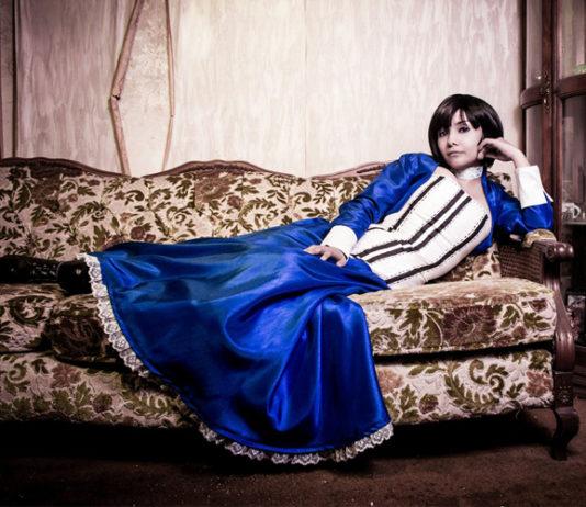 Sesion Cosplay: Elizabeth