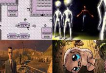 momentos espeluznantes en los vídeojuegos