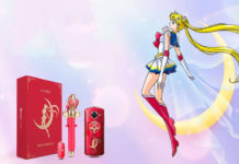 MEITU M8s Sailor Moon