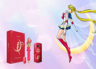 MEITU M8s Sailor Moon