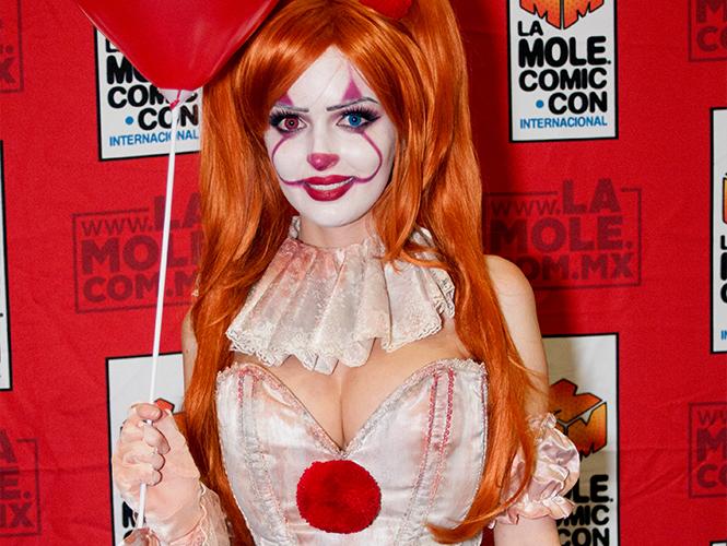 Mole Comic-Con 49