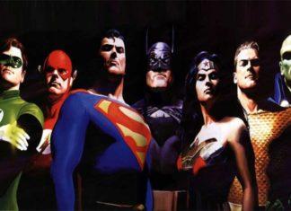 cómics de la Justice League