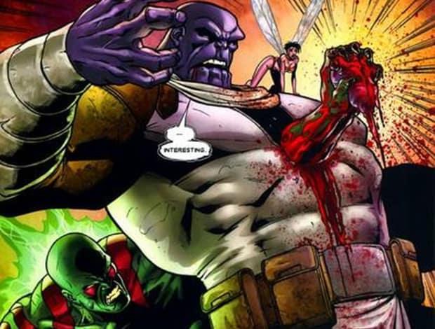 La Lín_ea Vortex: 10 héroes que han vencido a Thanos - El