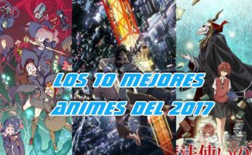 mejores animes del 2017