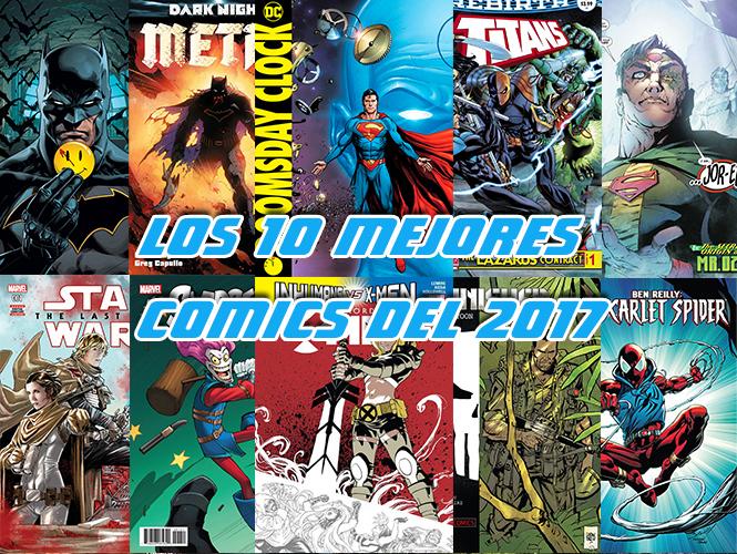 mejores comics del 2017