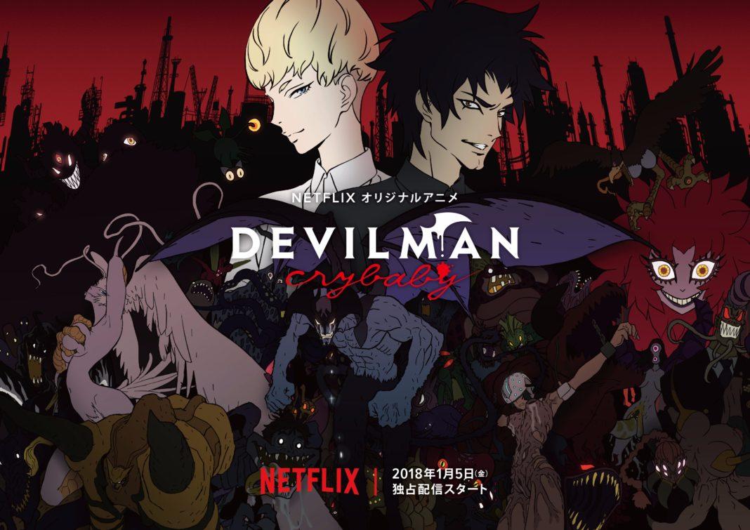 Reseña de Devilman