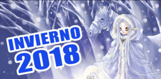 Animes Invierno 2018