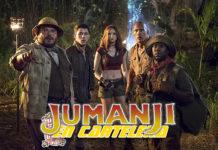 Reeña de Jumanji