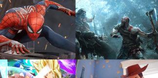 videojuegos más esperados del 2018
