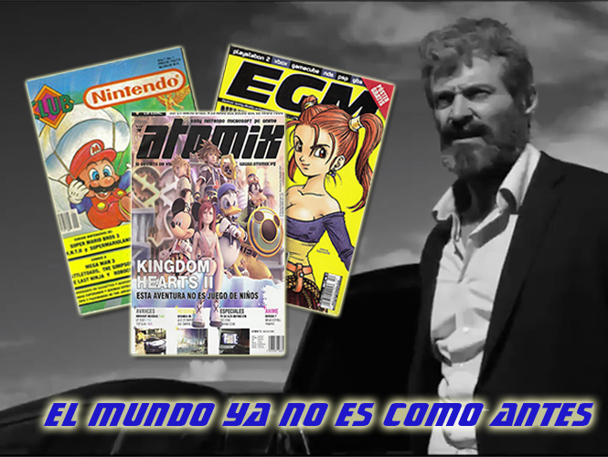 revistas gamers