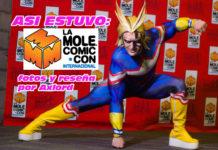 Mole Comic Con