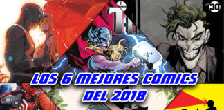 mejores comics del 2018