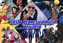 peores comics del 2018