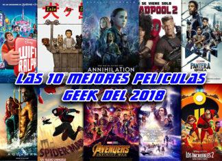 películas geek del 2018