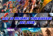 videojuegos del 2018