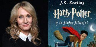 J. K. Rowling odia a Potter