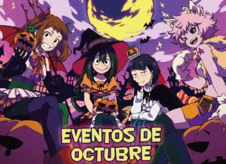 Eventos frikis que octubre 2019