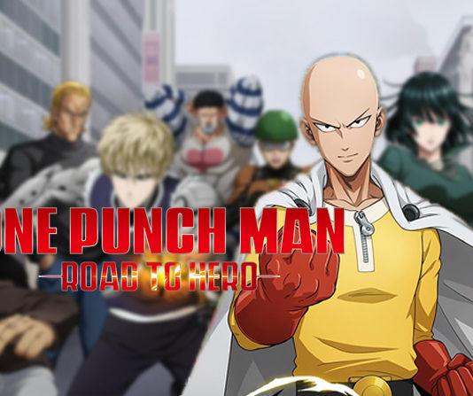 One Punch Man el videojuego ya está disponible