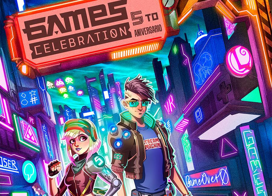 games celebration 2019