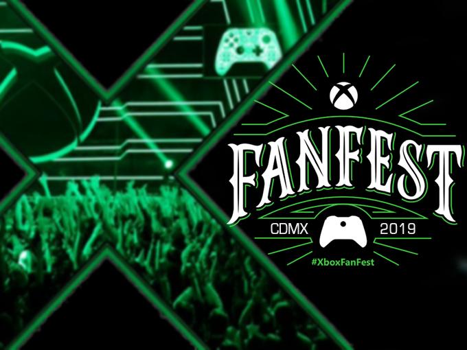 Xbox FanFest 2019 boletos