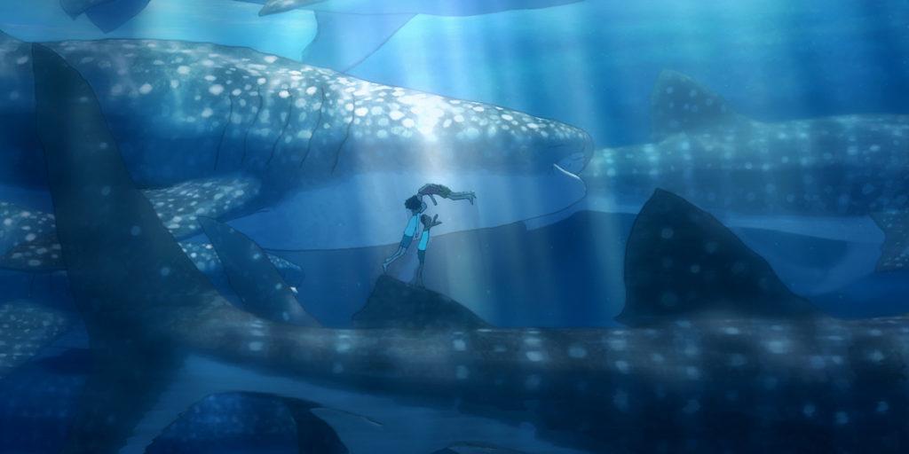 Espíritus del Mar