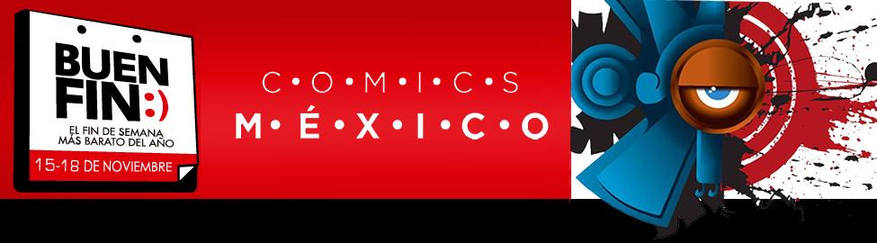 El Buen Fin Cómics México