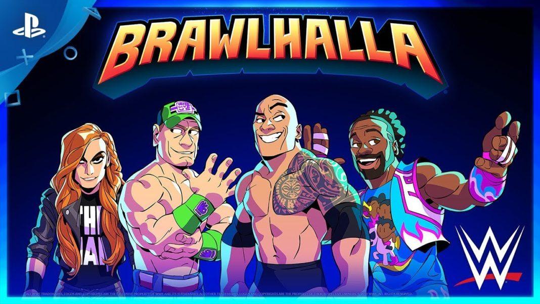La WWE regresa a Brawlhalla