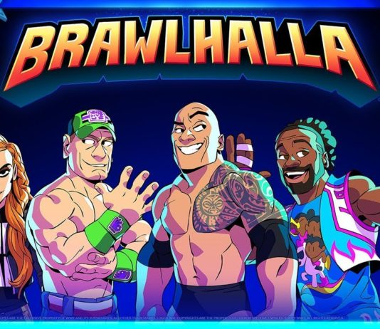 La WWE regresa a Brawlhalla