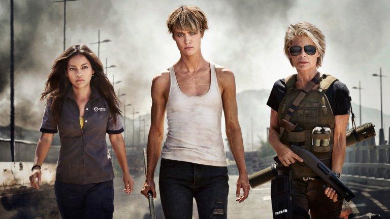 Las protagonistas verdaderas de Terminator: Dark Fate